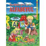 Învățăm și colorăm alfabetul
