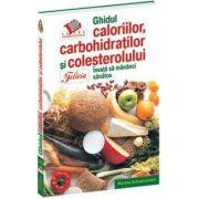 Ghidul caloriilor, carbohidraților și colesterolului Interior color