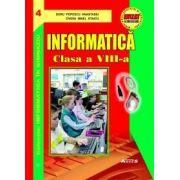 Informatică pentru clasa a VIII-a