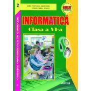 Informatică pentru clasa a VI-a