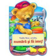 Teddy Bear, ursuleț, numără și fii isteț!