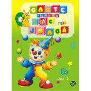 Carte pentru joc si joaca 2- clasa I