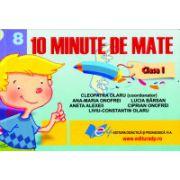 10 Minute de Mate - clasa I