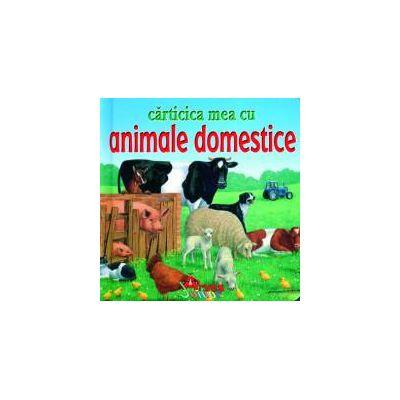 Cărticica mea cu animale domestice