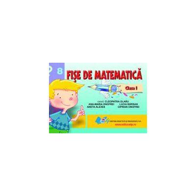 Fise de matematica clasa I